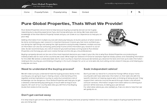 Global Property Portal