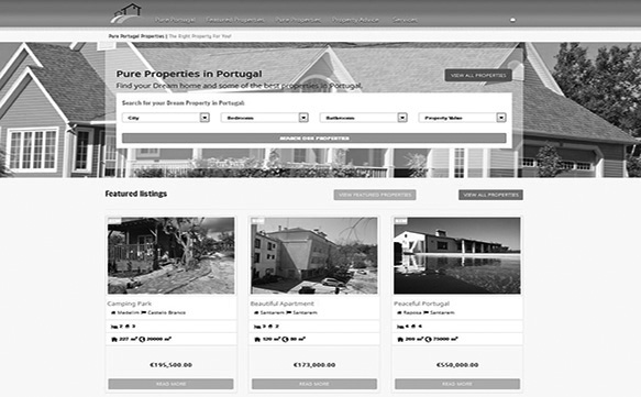 Pure Portugal Properties